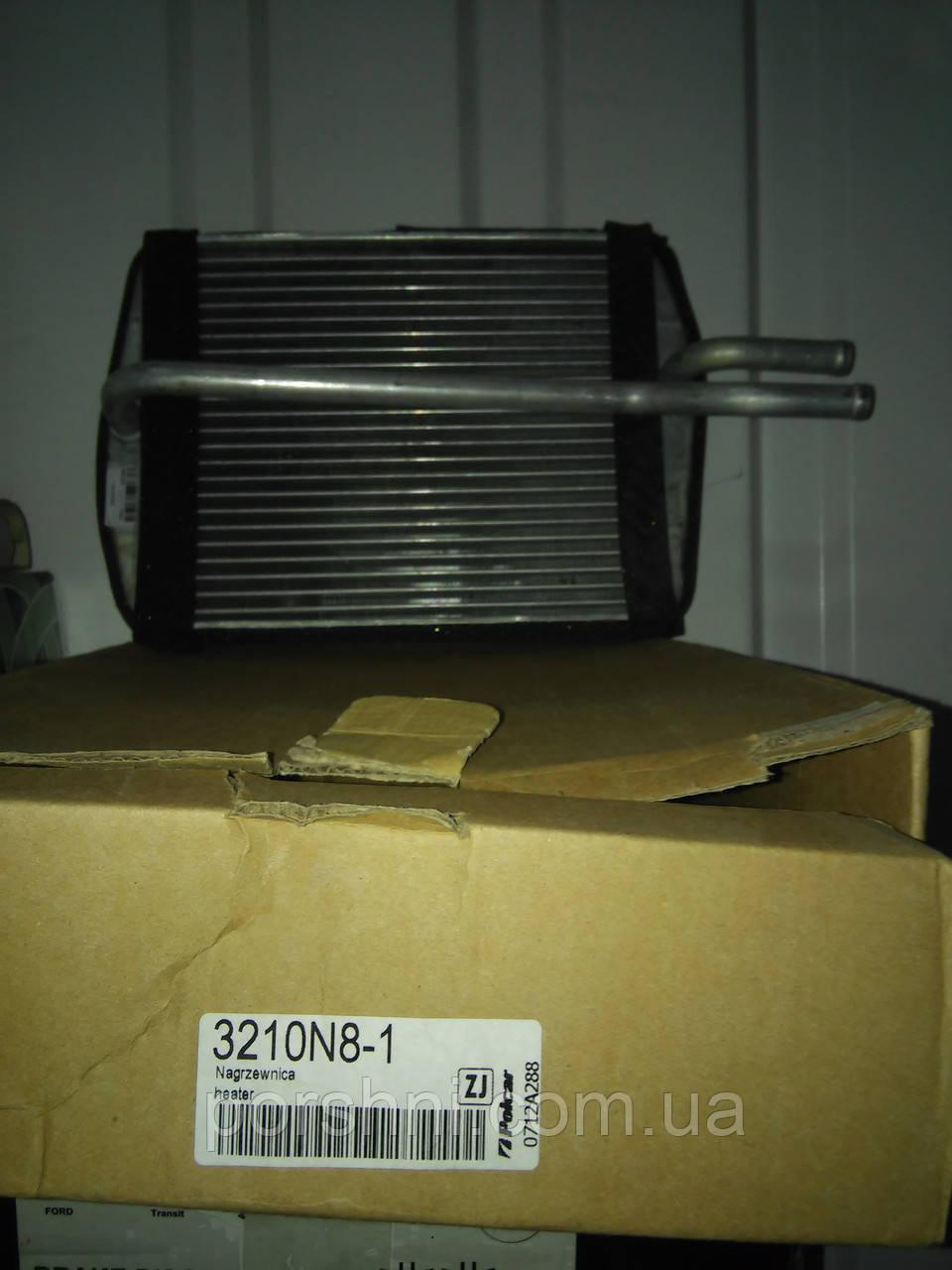 Радиатор  печки  Fiesta  95 --   3210N8-1