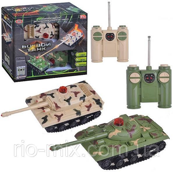 Танковый бой на радиоуправлении Play Smart 9672, фото 1