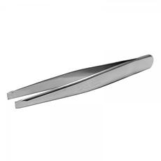 Прямой пинцет для бровей Сталекс Beauty&Care 10 Type 1.  T4-10-01/(П-06)