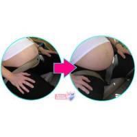 Tummy shield  Автомобильный ремень для беременных цвет: grey