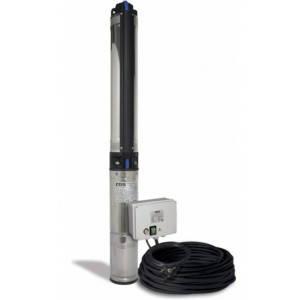 ZDS QS4P.3 220v (с пультом) - Погружной скважинный насос