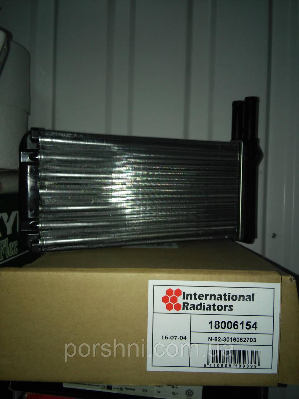 Радіатор пічки Escort 90 -- 95 -- VAN WEZ 18006154
