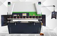 Листогиб гидравлический с ЧПУ 63/2500 кромкогиб гибочный пресс