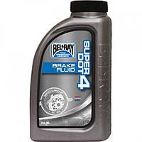 Тормозная жидкость Bel-Ray SUPER DOT 4 BRAKE FLUID 355мл