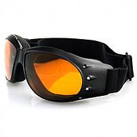 Очки BOBSTER Cruiser Anti-Fog Amber Lens