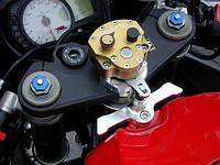 Демпфер рулевой роторный Scotts Performance на Suzuki GSX-R600 / 750 2006-2009