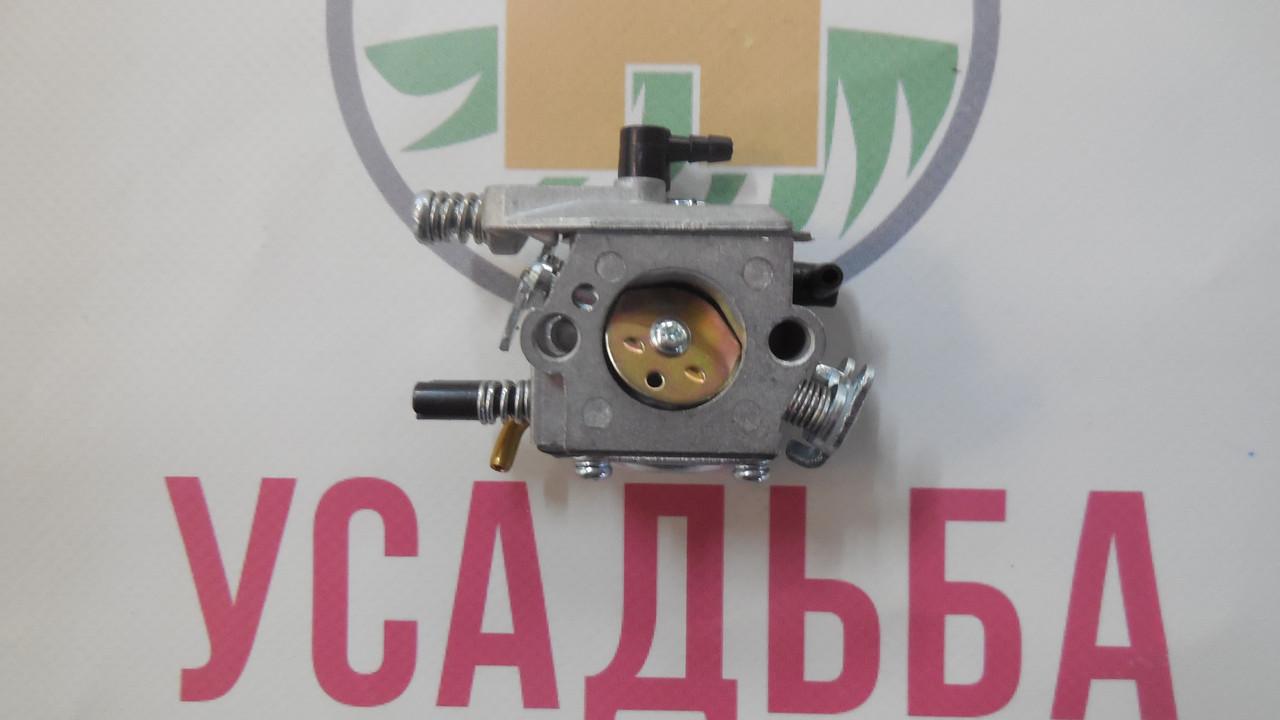 Карбюратор на бензопилу с подкачкой Vitals,Sadko, Foresta, Днипро, Кентавр, Forte, Бригадир