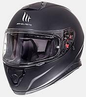"""Мотошлем MT THUNDER 3 SV matt black """"3XL"""", арт. 10550003 (шт.)"""