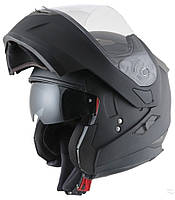 "Мотошлем MT FLUX matt black ""S"", арт. 10130003 (шт.)"