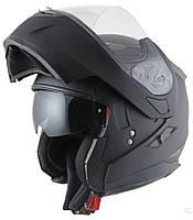 "Мотошлем MT FLUX matt black ""L"", арт. 10130003 (шт.)"