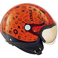 Шлем детский NEXX SPOCK orange, арт. 01X6025131 (шт.)
