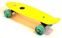 Пенни борд Скейтборд Explore Penny Board 17 от 3 до 5 лет Astro
