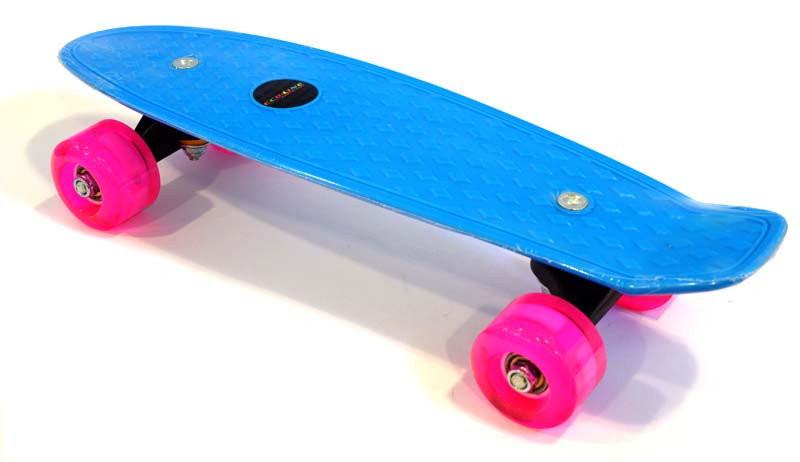 Детский Пенни борд Скейтборд Explore Penny Board 17 от 3 до 5 лет Astro