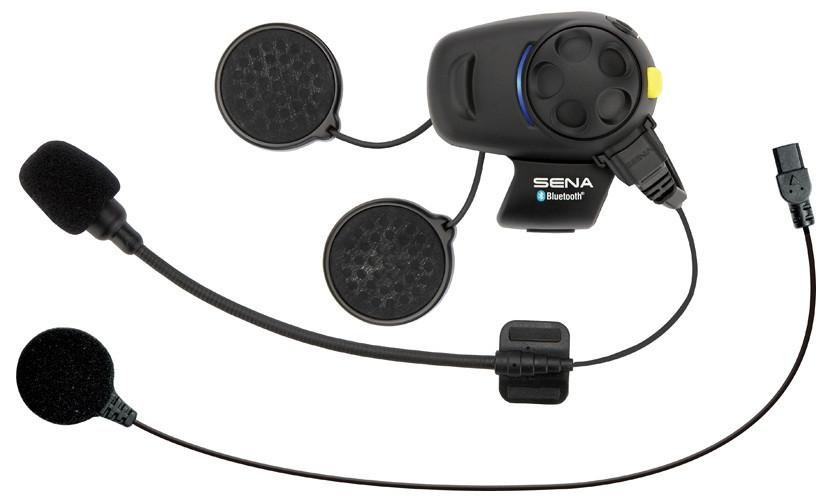 Мотогарнитура Sena SMH5-FM-UNIV одиночный комплект, два микрофона