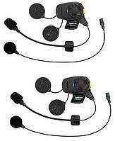 Мотогарнитура Sena SMH5D-FM-UNIV двойной комплект, два микрофона
