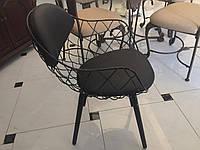 """Кресло для отдыха,чайное кресло  """"Вики"""" черное"""
