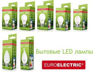 LED-лампочки бытовые EuroElectric
