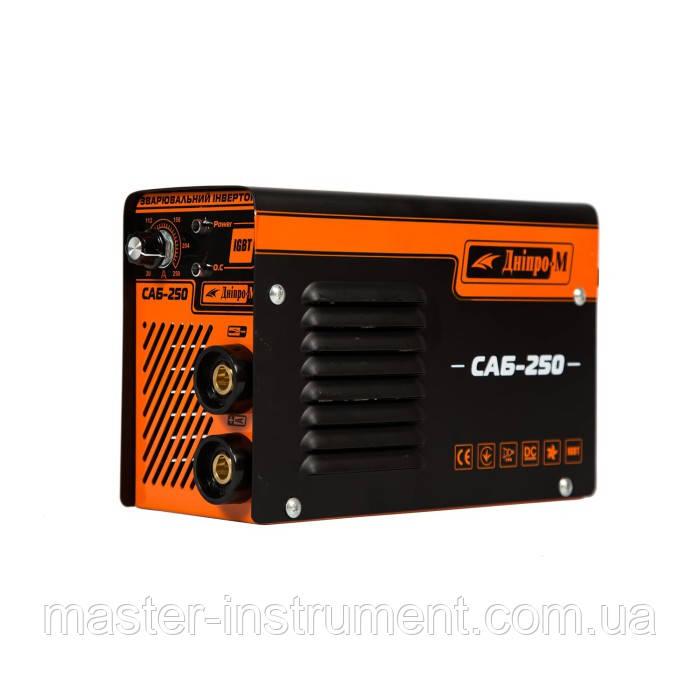 Сварочный инвертор Днипро-М САБ 250