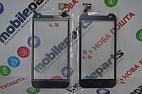 Оригинальный сенсор (Тачскрин) для HTC Desire 310 Dual Sim (127*63 мм) (Черный) +Скотч