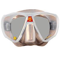 Маска OMS двухстекольная (прозрачная)