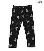 Лосины Minnie Mouse для девочки. 98, 104, 110, 116, 128 см