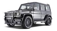 Комплект обвеса Mercedes G-class W461/463