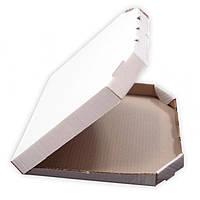 Коробка под пиццу (300*300*39) белая 100шт/уп