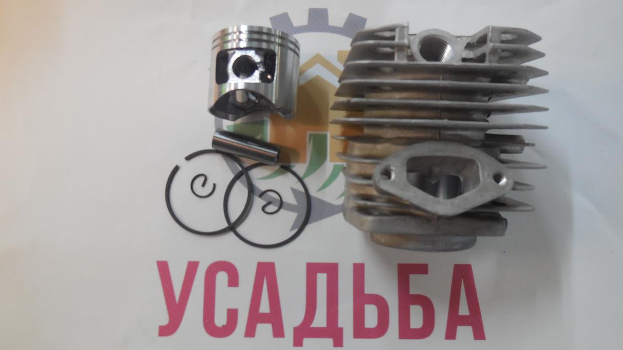 Поршневий комплект d=43 на бензопилу Vitals,Sadko, Foresta, Дніпро, Кентавр, Forte, Бригадир