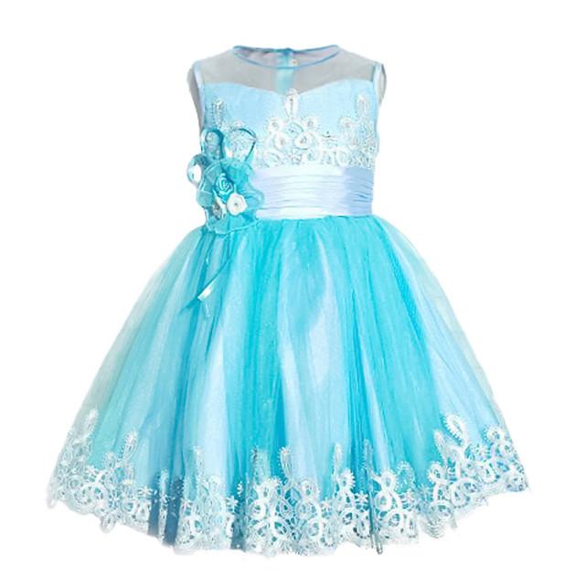 Детские бальные платья для девочек. Детские праздничные платья.
