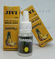 Жидкость для электронных сигарет «JiVI&vapor» со вкусом  Ананас