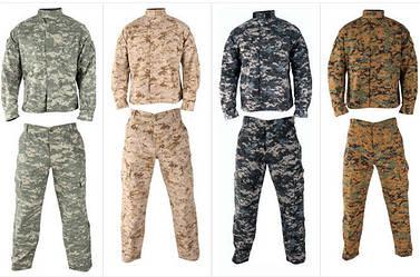 Виды военной формы