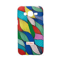 Накладка Silicon Case Ted Baker Lenovo A2020/Vibe C Zulu Фосфорная
