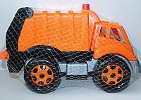 Машина мусоровоз с баком тм Технок