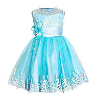 Нарядное пышное платье для девочек.