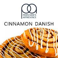Ароматизатор TPA Cinnamon Danish 5 ml (булочка с корицей)