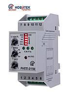 Трехфазное реле напряжения, перекоса и последовательности фаз РНПП-311М
