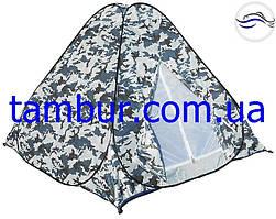 Рыбацкая палатка белая 2х2 1.4м Ranger