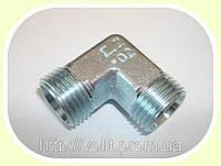 Соединение угловое фитинг-фитинг (резьба 14х1,5)