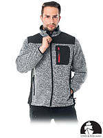 Куртка рабочая утепленная Польша серая (одежда рабочая) LH-HOLLAND BM