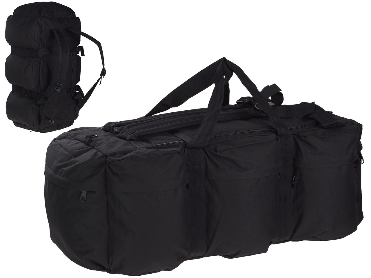 Тактический рюкзак / сумка Mil-TEC COMBAT TAGP 3W1 - 98L