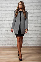 Стильное пальто женское красивое LP Ксения