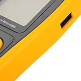 Цифровой дифференциальный манометр Benetech GM511 (0.01/10 кПа) USB интерфейс, МАХ давление 50 кПа, АТС, фото 5