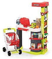 Интерактивный супермаркет City Shop Smoby (350211)