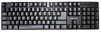 Клавіатура LogicPower LP-KB 037 USB, Black