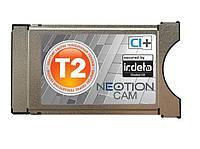 TV SAM-модуль Neotion, DVB-Т2, PCMCIA, CI+, cистема кодування Irdeto Clock CA
