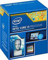 Процесор Intel Core i3-4160 3.6GHz (2 ядра, 3Mb, Haswell, Intel HD Graphics 4400, 22nm, 54W, Socket 1150) Box
