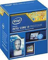 Процесор Intel Core i3-4170 3.7GHz (2 ядра, 3Mb, Haswell, Intel HD Graphics 4400, 22nm, 54W, Socket 1150) Box
