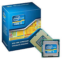 Процесор Intel Core i5-4460 3.2GHz (4 ядра, 6Mb, Haswell, Intel HD Graphics 4600, 22nm, 84W, Socket 1150) Box