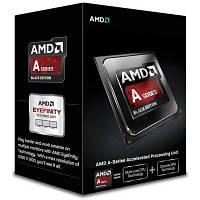 Процесор AMD A6-6400K 3.9GHz (2 ядра, 1Mb, Richland, AMD Radeon HD8470D, 32nm, 65W, Socket FM2) Box