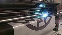 УФ печать на материале заказчика